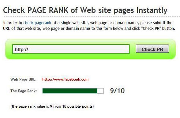 How to Check Google PageRank
