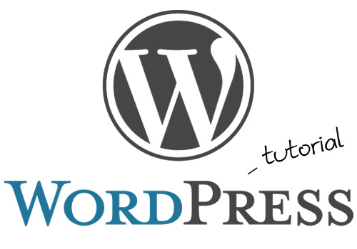 Wordpress Beginner Tutorial
