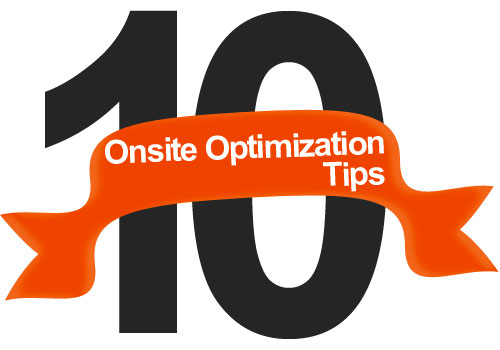 Onsite Optimization Tips